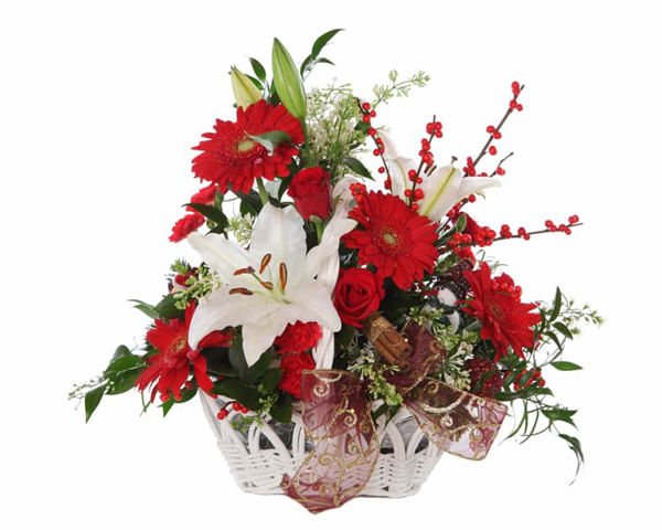 Picture of Christmas Basket