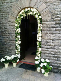 Church Wedding Flowers
